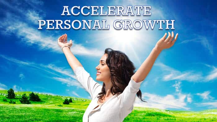 Accelerate Personal Growth
