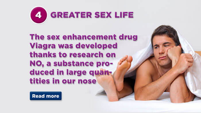 Nasal Breathing Boosts Your Sex Life