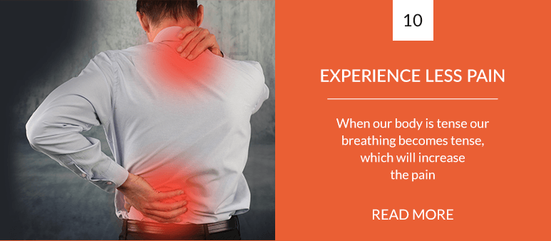Your Breathing - A Powerful Tool in Pain Management