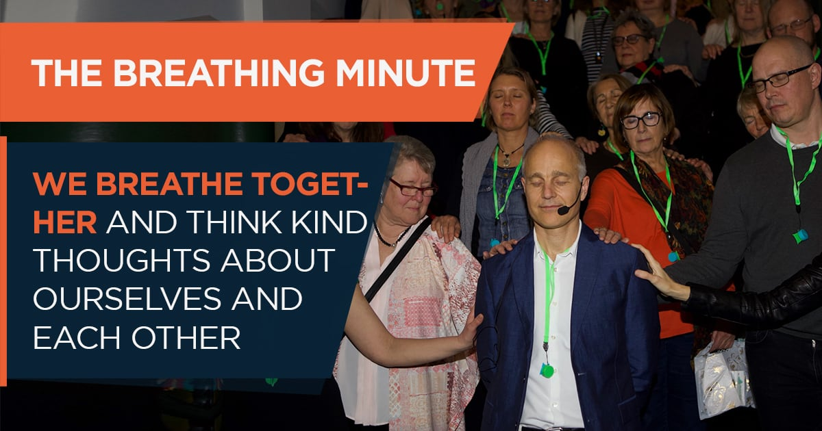 The Breathing Minute